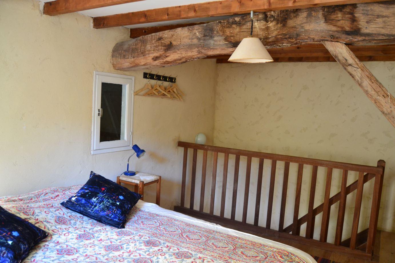 Bedroom in north barn