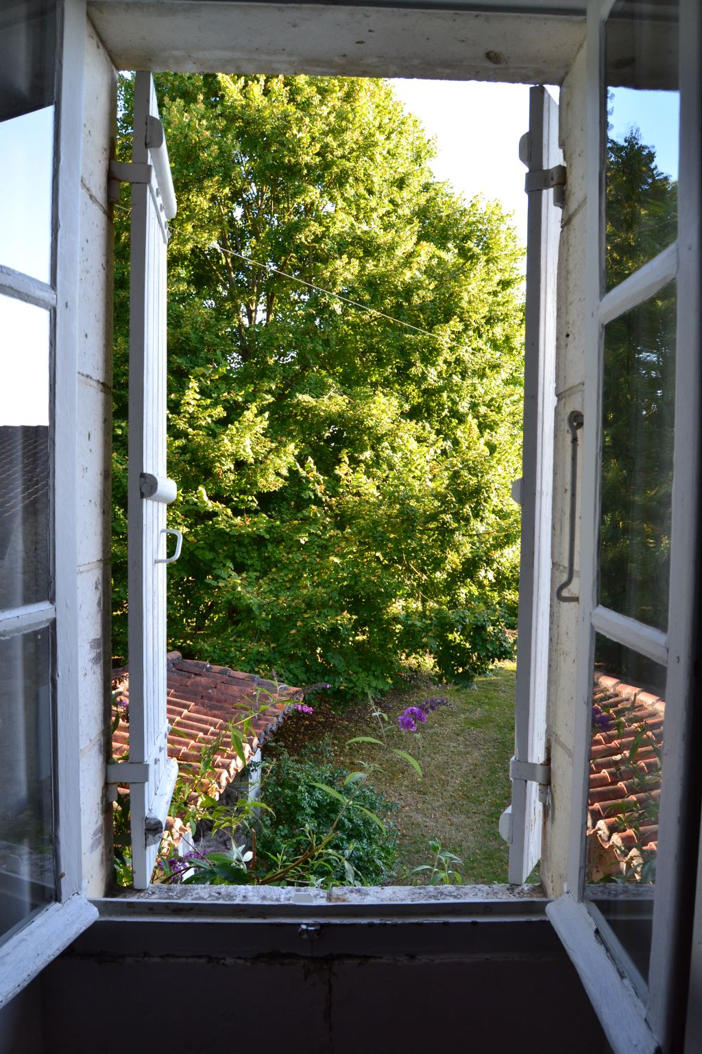 View from Children's Bedroom Window