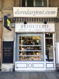 Comptoir Argent - D'or et d'argent Rivoli