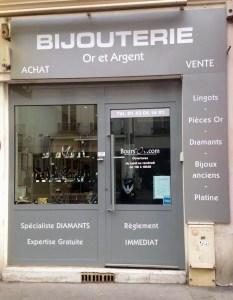 comptoir d'or Boursor - Achat & vente or