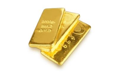 Lingotins en or