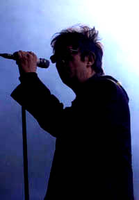Ian McCulloch - Echo & the Bunnymen, Photo: Tanja Krokos 2006