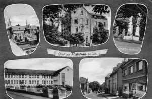 Postkarte aus Fischenich - zur Verfügung gestellt von Michael Mehl
