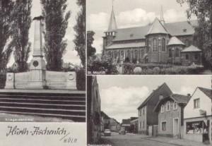 Postkartenimpression aus Fischenich - durch Andreas Friedsam zur Verfügung gestellt