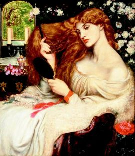 Lady Lillith, Rossetti.