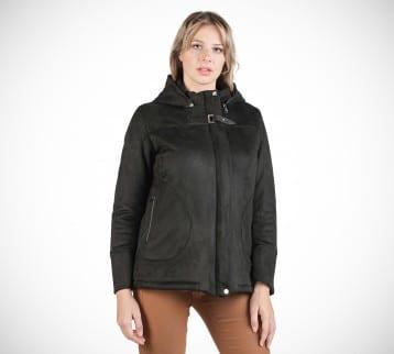 Gessica giaccone nero