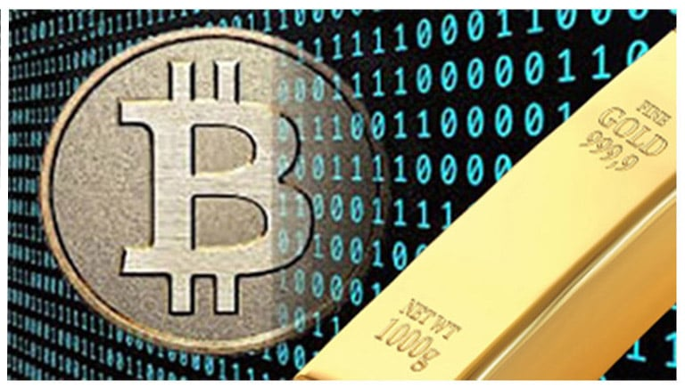 Bitcoin oro digitale