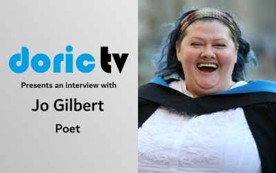 Jo Gilbert – The Beauty of Being Doric