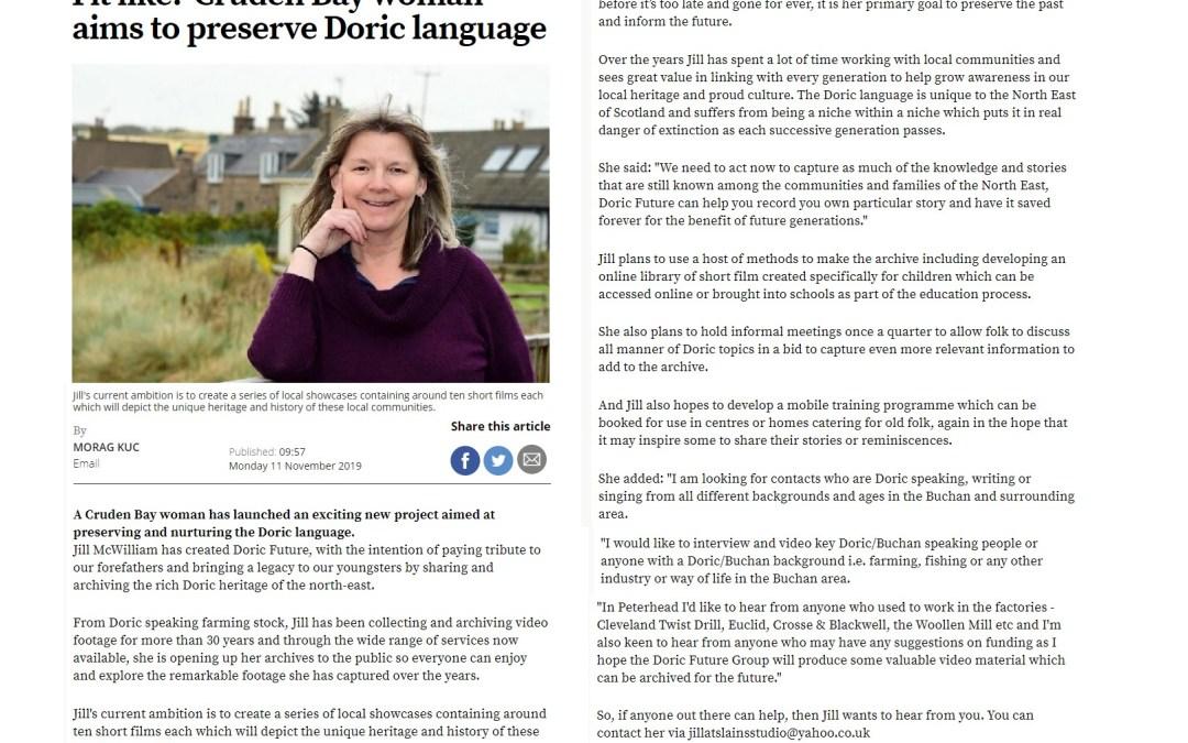 Doric Language | Doric Future