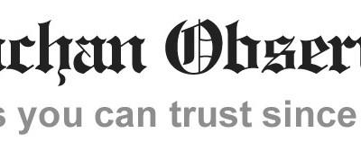 Buchan Observer article 4th June 2020