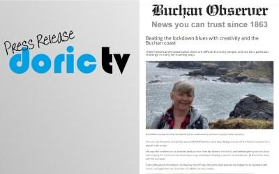 Press Release – Buchan Observer article 4th June 2020