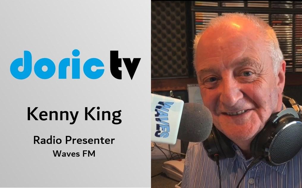 Doric TV – Kenny King DJ at Waves FM