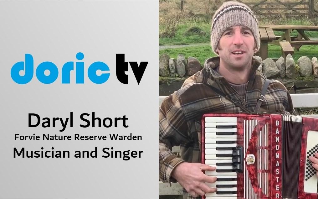 Doric TV – Spotlight on Daryl Short