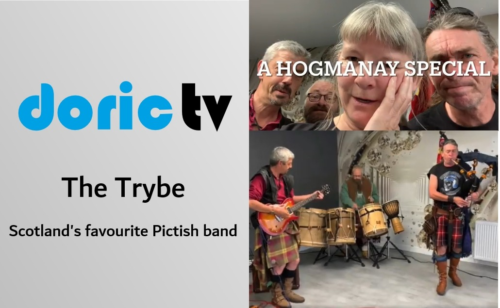 Doric TV – Spotlight on Scotland's Trybe