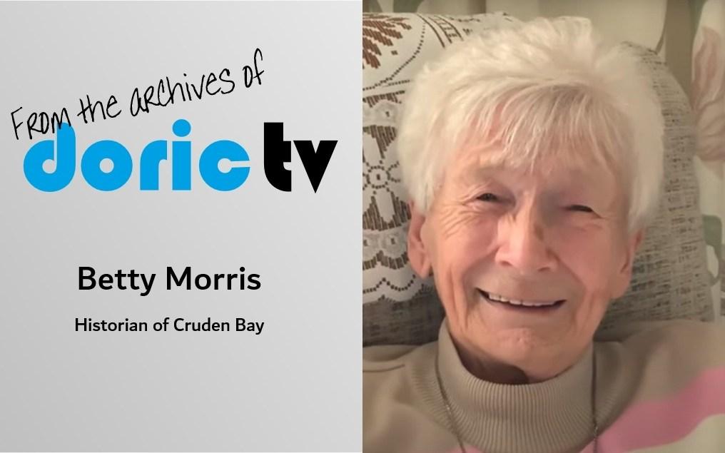 Doric TV – Betty Morris shares her Doric stories.