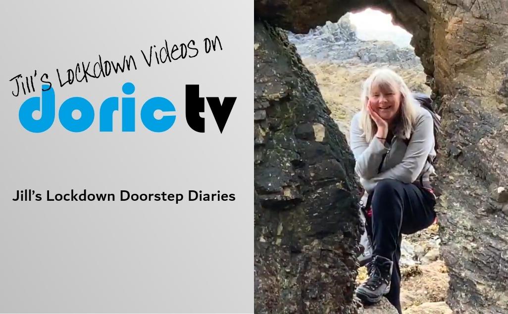Doric TV – Jill's Lockdown Doorstep Diary