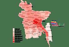 Photo of বাংলাদেশ এর ৬৪ জেলার মোট জনসংখ্যার তালিকা । জেলা ভিত্তিক জনসংখ্যা