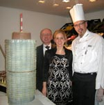 Augsburg: Hotel als Torte (c) Sybille Schiller
