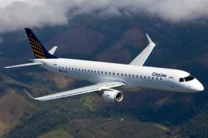 CITYLINE AIR TO AIR / (c) Lufthansa/Ricardo Beccari