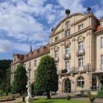 Dorint Resort & Spa Bad Brückenau - Aussenansicht Parkhotel