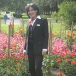 Christel Lewitzki - Gästebetreuerin im Dorint Parkhotel Bad Neuenahr