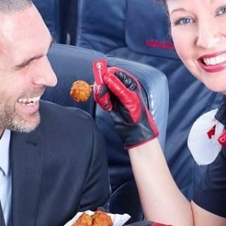 Kostenlose Currywurst auf Flügen zur ITB