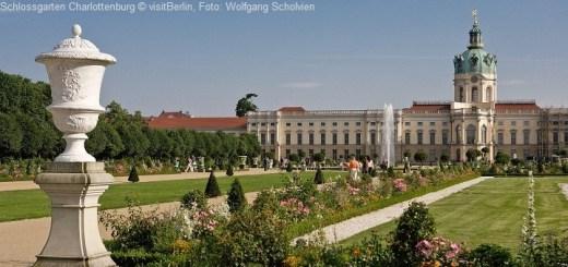 Schlossgarten Charlottenburg | Park at Charlottenburg Palace © visitBerlin, Foto: Wolfgang Scholvien
