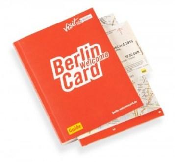 Berlin Welcome Card original