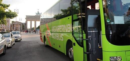 Fernbus wird immer beliebter