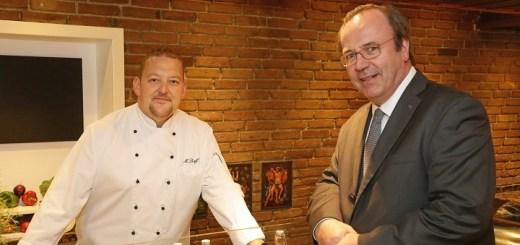 Marcus Dorff kocht frisch und aus der Region