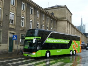 MeinFernbus FlixBus: von Saarbrücken nach Lyon