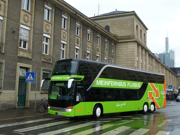 MeinFernbus FlixBus: von Hannover nach Prag, Brüssel, Amsterdam und den Heidepark in Soltau