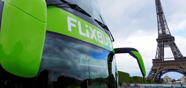 meinfernbus flixbus von l rrach jetzt auch direkt nach paris. Black Bedroom Furniture Sets. Home Design Ideas