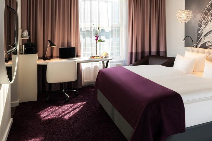 sch ner schlafen im dorint kongresshotel mannheim. Black Bedroom Furniture Sets. Home Design Ideas