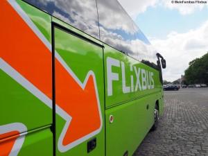 MeinFernbus Flixbus - umweltfreundlich mit Bus & Rad durch Europa und Deutschland