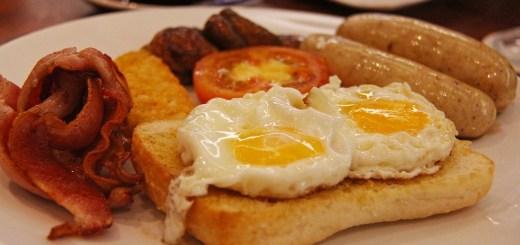 Englische Frühstück