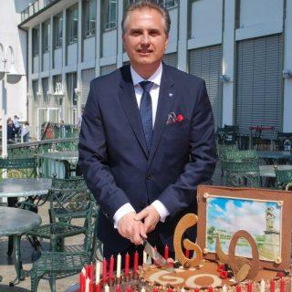 Dorint Park Hotel Bremen Hoteldirektor Norbert Huemer
