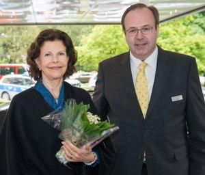 Silvia_von_Schweden_E.-Ulrich_Schweitzer Dorint Parkhotel Mönchengladbach