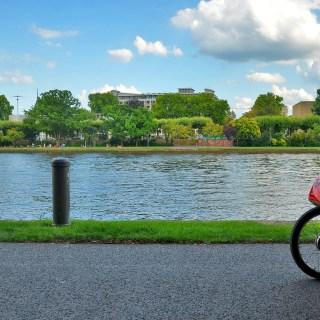Frankfurt Fahrrad Grüngürtel