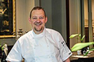 Der neue Küchenchef Marcus Dorff freut sich auf seine neue Wirkungsstätte im Dorint Kongresshotel Düsseldorf/Neuss.