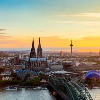 Köln Panorama, ©iStock