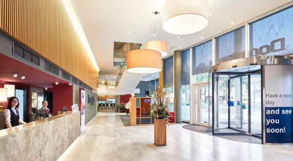 Neue Lobby Mannheim
