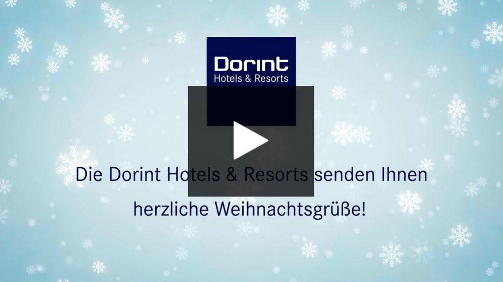 Weihnachtsgrüße Schicken.Unsere Weihnachtsgrüße An Sie Dorint Hotels Blog