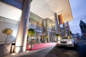 Dorint Hotel am Heumarkt Köln ist unter den Top 100 Businesshotels weltweit