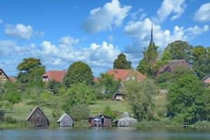 Wustow - Ostsee - Fischland Darß