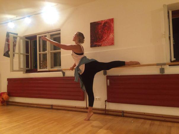Ballett Fitness mit Caro
