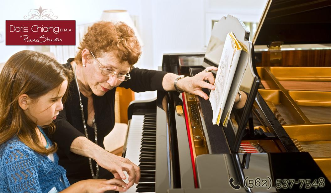 Piano Lessons in Huntington Beach