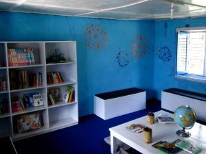 Raithane School Library
