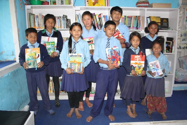 Raithane School Star Readers.