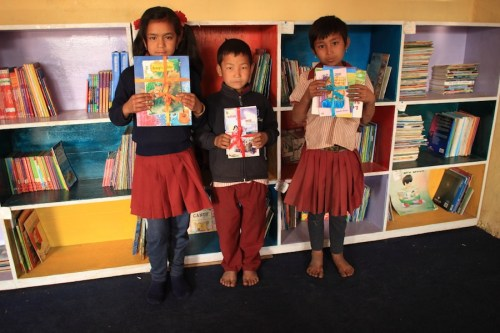 Project Update: Reading in Thangpalkot